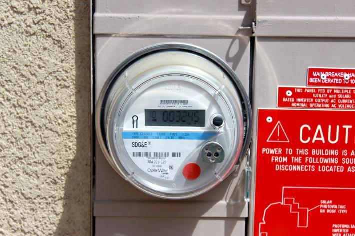 solar net energy metering