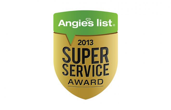 angies list award baker electric solar