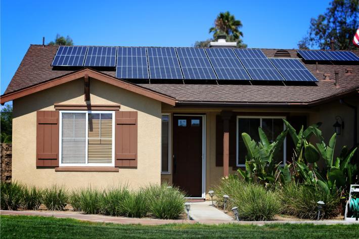 residential solar power benefits