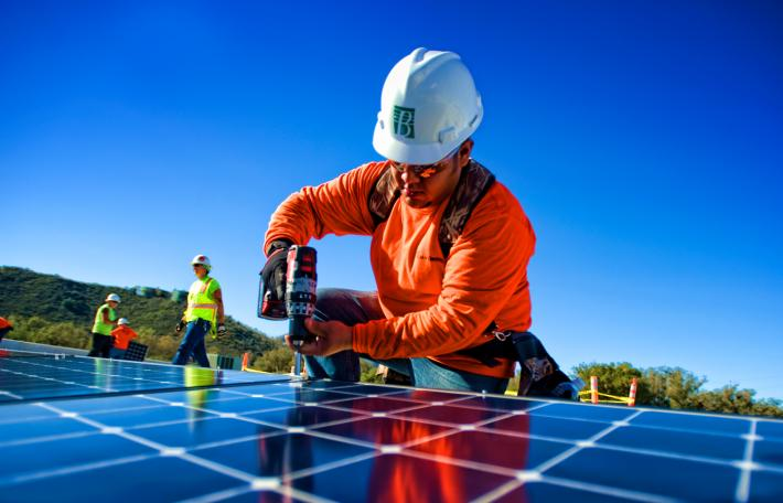 san diego solar panel installation