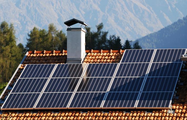 solar panel san diego