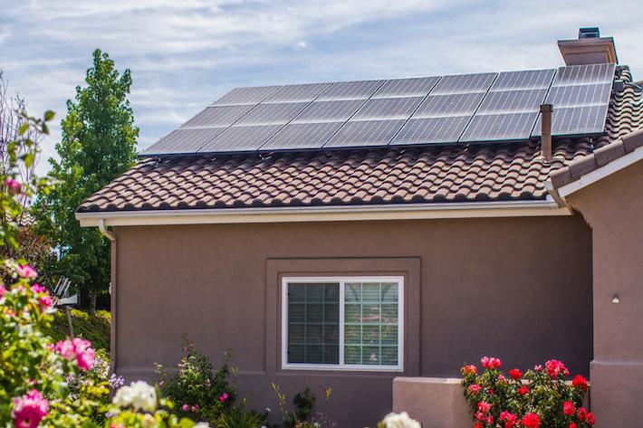 residential solar in san diego house