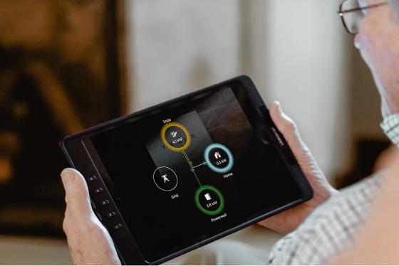 Solar home app