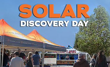 Solar Discover Day Event