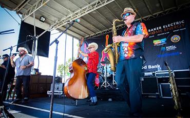 Blues Festival Event