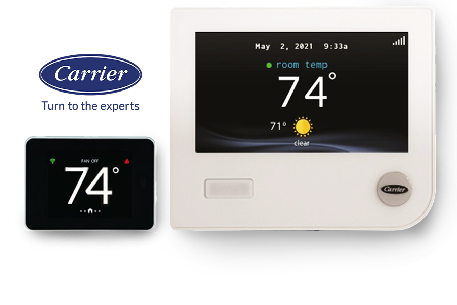 Carrier Smart thermostat